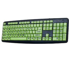 <strong>Trademark Global</strong> Klear Keys Extra Large Keyboard