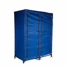 """49"""" H x 36"""" W x 20"""" D Portable Closet with 4 Shelves"""