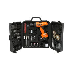 <strong>Trademark Global</strong> 89 Pieces Cordless Drill Set