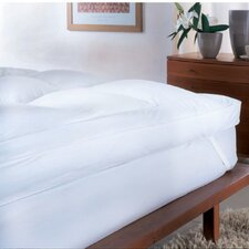 Duck Feather and Down Luxury Comfortable Mattress Topper