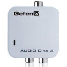 Digital TV Audio to Analog Adapter
