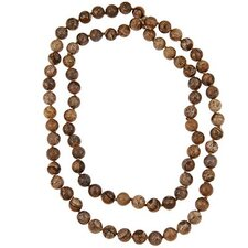 36 Inches Picture Jasper Endless Necklace