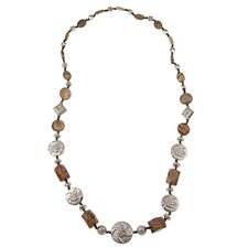 Fashion Picture Jasper Beaded Necklace