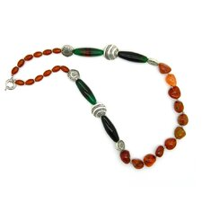 Fashion Agate Necklace