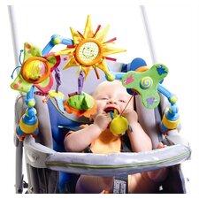 Sunny Stroll Arch Stroller Toy