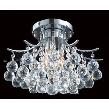 Empire 3 Light Flush Mount