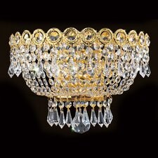 Empire 2 Light Wall Sconce