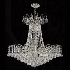 Empire 8 Light Crystal Chandelier