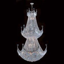 Empire 36 Light Crystal Chandelier