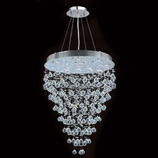 Icicle 13 Light Crystal Chandelier