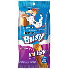 Busy Rollhide Dog Treats
