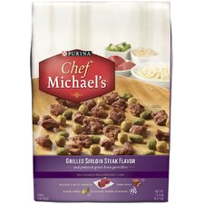Filet Mignon Dog Food (11.5-lb bag)