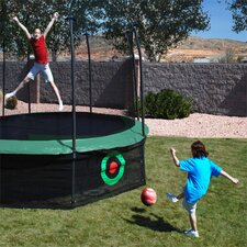 Trampoline Lower Enclosure Net Game
