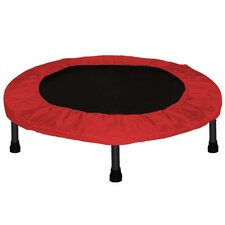 "42"" Round Portable Exercise Trampoline"