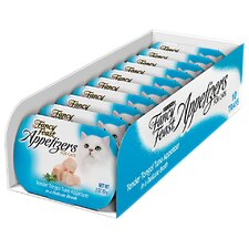 Appetizers Cat Treats (2-oz,case of 10)
