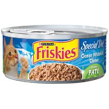 Classic Pate Special Diet Ocean Whitefish Wet Cat Food (5.5-oz can, case of 24)
