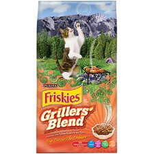 Grillers' Blend Dry Cat Food (16-lb bag)