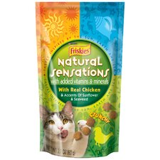Natural Sensations Pouch Cat Treats