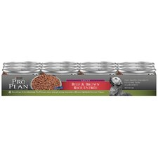 Adult Classic Beef and Rice Entree Dog Food (5.5-oz, case of 24)