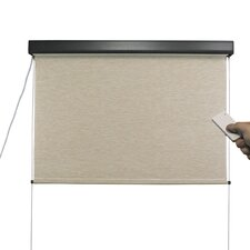 Elite Plus Motor Operated Cordless Exterior Shade