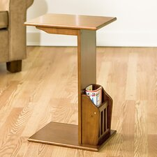 <strong>Southern Enterprises</strong> Cody Magazine Snack Side Table