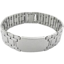 Engravable Watchband Bracelet