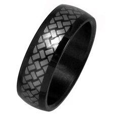 Men's Celtic Knot Band Ring