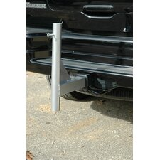"2"" Flagpole Hitch Mount"