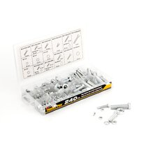 Nut and Bolt Assortment (Set of 240)
