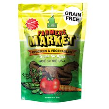 Farmers Market Chicken & Vegetable Dog Treats