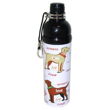 Puppy Love Pet Water Bottle (750ml)