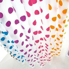 Paintball Shower Curtain