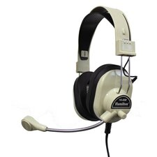 Deluxe Multimedia Headset with Microphone