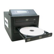 1 Reader to 1 Writer DVD / CD Duplicator