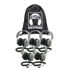 Sack-O-Phones 5 Deluxe Headphone