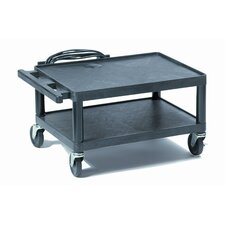 Multi-Purpose Height Adjustable AV Cart