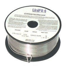 Aluminum Cut Lengths and Spooled Wires - 5356 .030x13 (16#spool)