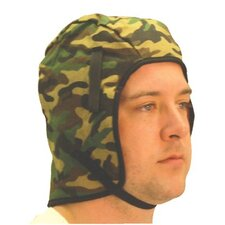 Polyfiber / Cotton Camouflage Winter Liner  (Case of 72) - 500cf camo winterliner mod to severe
