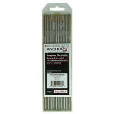 10 Pack 1.5% Lanthanated Tungsten Welding Rods - 3/32 1.5% lanth.tungsten (10pk)