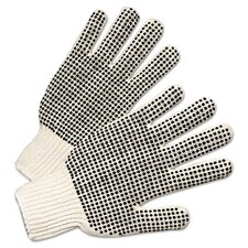 Regular-Weight Pac Dot String-Knit Gloves