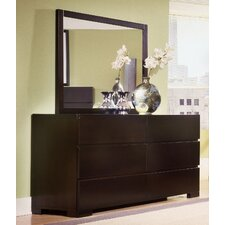 Madrid 6 Drawer Dresser
