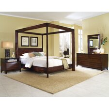 <strong>Home Image</strong> Island Four Poster Bedroom Collection