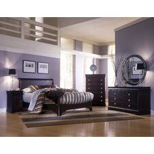 Baton Rouge Sleigh Bedroom Collection