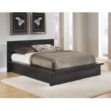 City Storage Platform Bed