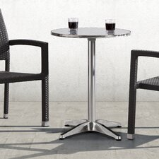 Christable Round Folding Bistro Table