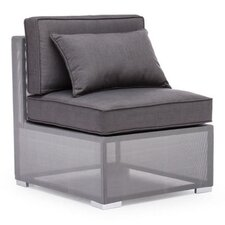 <strong>dCOR design</strong> Clear Water Bay Middle Chair with Cushion
