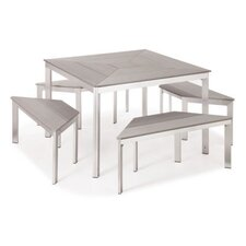 Center 5 Piece Dining Set
