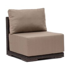 <strong>dCOR design</strong> Park Island Deep Seating Middle Chair with Cushions