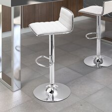 "Equation 23"" Adjustable Bar Stool"
