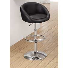 "<strong>dCOR design</strong> Concerto 26"" Swivel Adjustable Bar Stool"